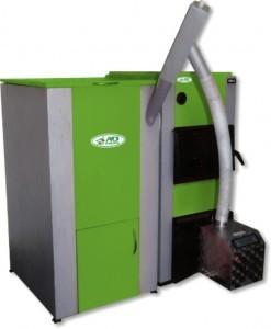 Λέβητας Καυστήρας βιομάζας πέλλετ  25kw - 150kw