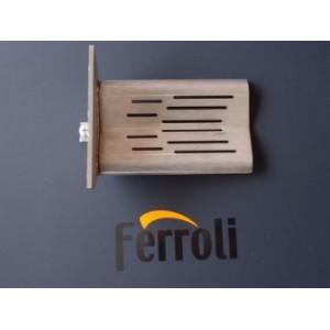 Σχάρα μπούκας ΣΥΜΒΑΤΟ καυστήρα pellet FERROLI SUN P7