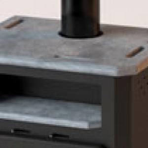 Σόμπα - λέβητας ξύλου Thermo In 16 ΚW