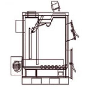 Λέβητας ξύλου LIGNI Ι 35-40 kW
